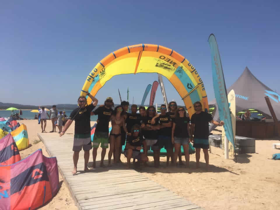 Wind Kiteschool Porto Pollo